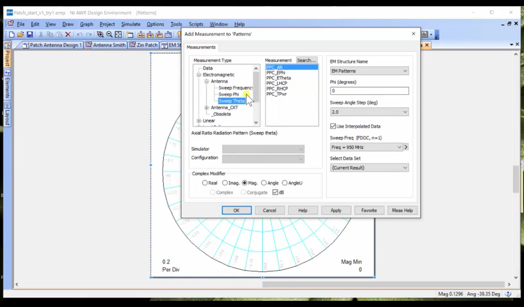 antenna design software