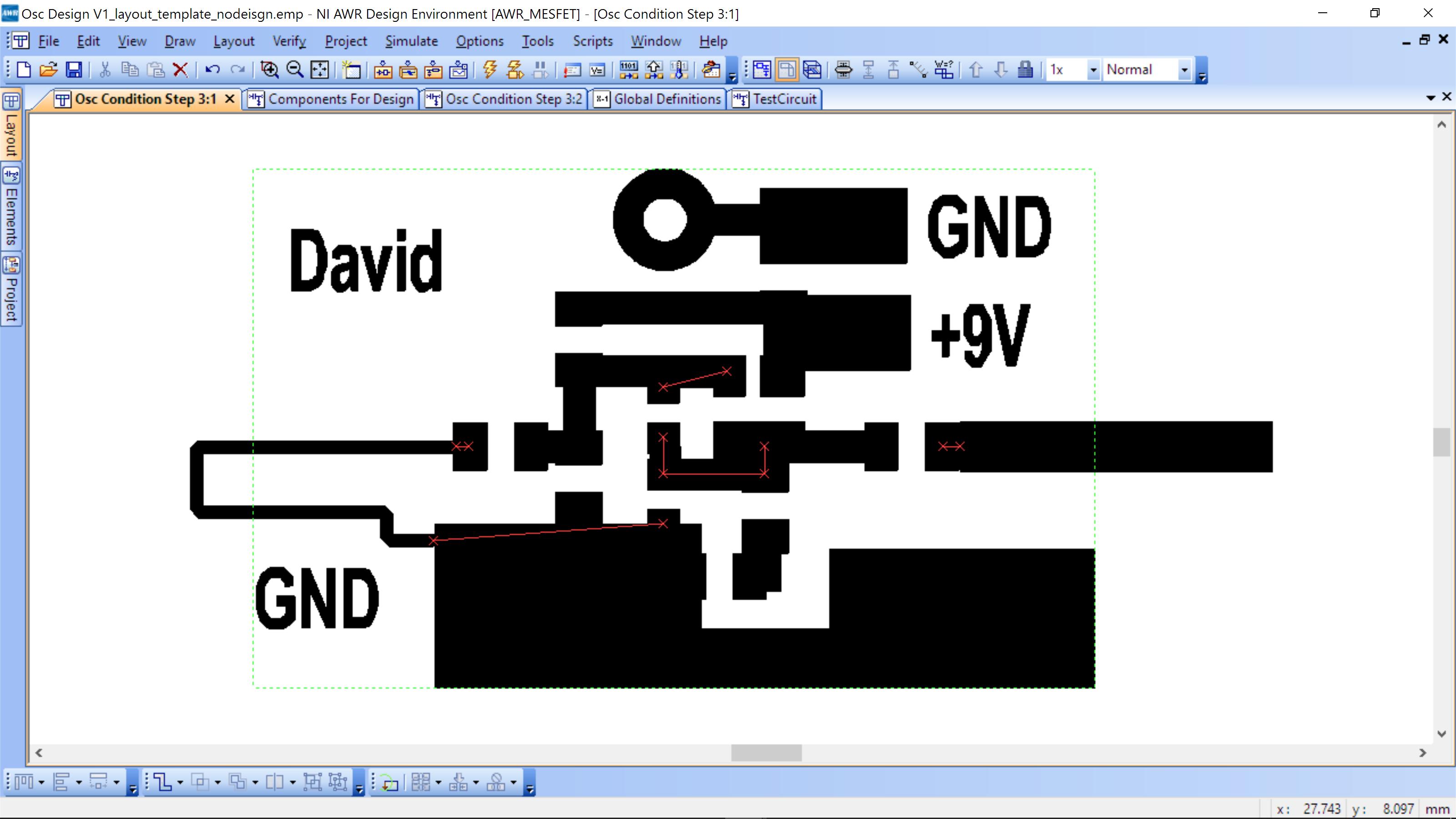 Clapp Oscillator | David S  Ricketts